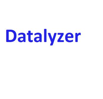 Datalyzer Scritta